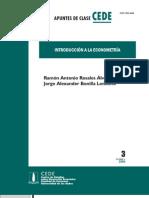econometria libro