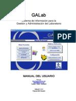 GALab - Breve Guía del Usuario