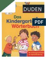 Das kindergarten wörterbuch