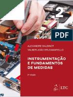 Trabalho Instrumentação e Fundamentos de Medidas - Volume 2