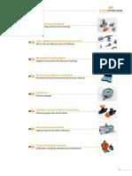 Каталог Комплектующих Для Контроля Давления в Гидравлических Системах (Манометры, Микрошланги, Адаптеры, Наборы, Краны, Расходомеры)