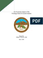 RESEARCH Pechanga Economic Impact Study 2005