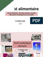 Séance 4 Outil analytique.Aliment ppt