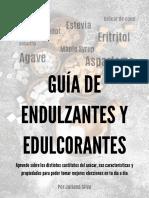 Guía de Endulzantes (Sag)