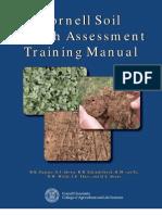Cornell Soil Health Assessment Training Manual