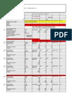 Tabela Bomba de Alta Cr Catterpillar 315 C- Camonn Rail 4 Cil.