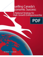 A National Strategy for High-Growth Entrepreneurship