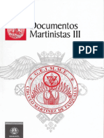 Documentos Martinistas III