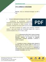 NOTA Admissão Contratação ACS e ACE