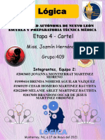 LÓGICA- CARTEL