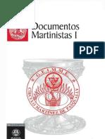 Documentos Martinistas I