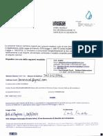 Prescrizione fattura n. 4118985014 PDR 00881903214128
