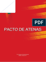 FSM - DOCUMENTOS DEL 16o CONGRESO SINDICAL MUNDIAL - PACTO DE ATENAS