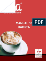 Manual Capacitacion Barista Basico 2012