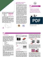 Brochure Mammografia