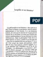Barnes J. - La Philosophie Et Ses Histoires