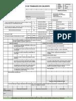 01F-P-SIG-15.01 Permiso de Trabjo en Caliente