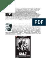 (Roland Barthes) Sade - Pasolini