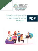 Propuestas de Referencia en La Adaptación a La Evaluación No Presencial