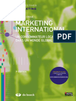 marketing internationale