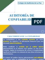 Auditoría de Confiabilidad Definitiva