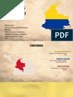 Elementos del estado colombiano Primera parte