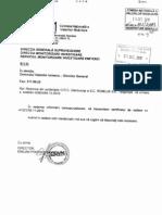 ROLU-Certificat de radiere