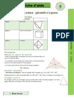 FA5-Les Formes Géométriques
