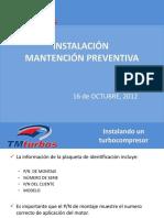 TMTURBOS3 Instalacion y mantencion del Turbo V2