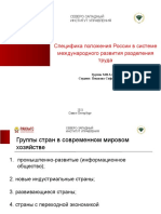 Презентация (по брендбуку СЗИУ РАНХиГС)