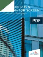 Climaplus Screen Catálogo /PUIGMETAL®