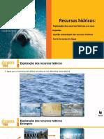 Recursos Hídricos_ Gestão Sustentável
