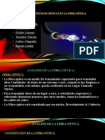 Exposición Señales Opticas En Fibra.