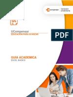 1.Guía academica- Excel BasicoI