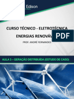 AULA 3 - Energias Renováveis - Estudo de Caso GD