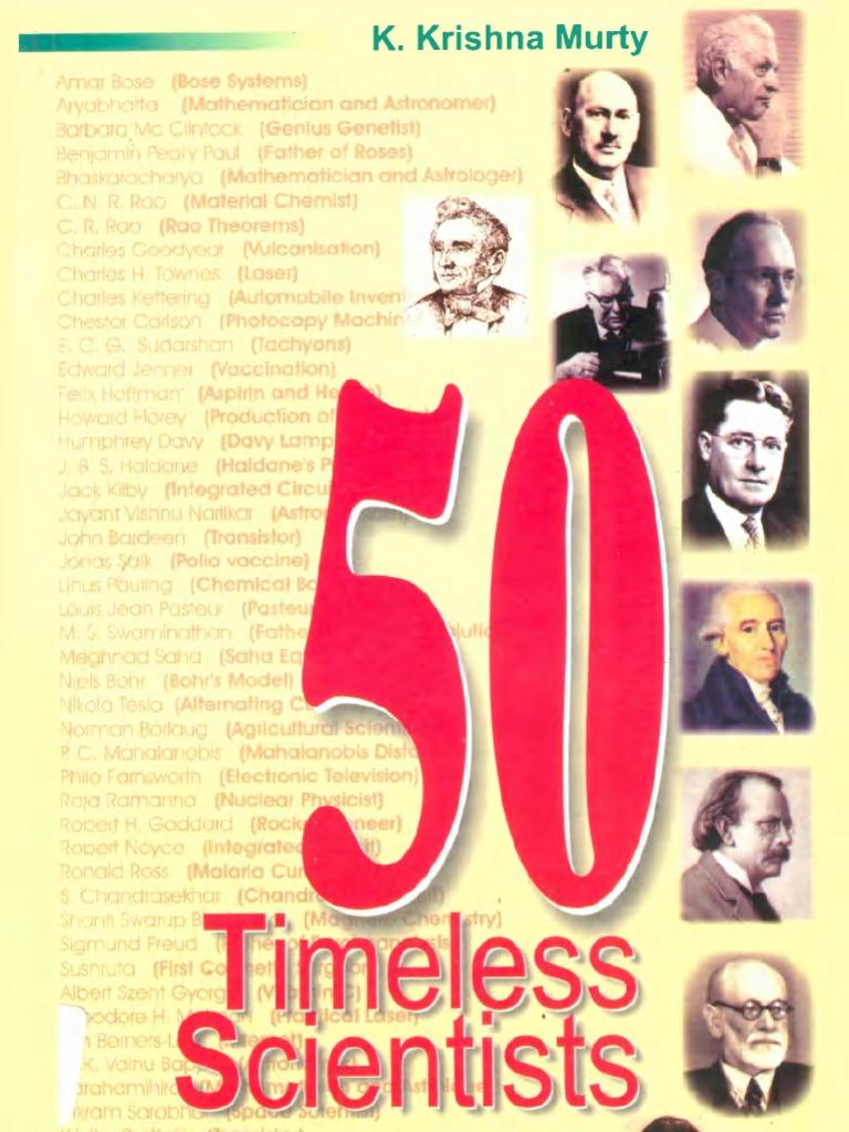 50 timeless scientists mathematics science
