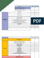 Planilha de Estudos Pedagogia