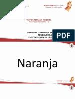 Test de Terman y Merril-Vocabulario