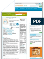 Recetas para diabéticos_ coliflor y crema Receta Sopa de ajo
