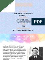 TEORIAS DE ERIKSON, PIAGET,FREUD
