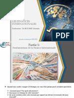 01.1  CHAP 1 + TD 2020  Finances Internationales