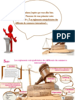 DT DE COMMERCE INTERL