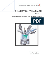 SYSTEME INJECTION  ALLUMAGE