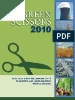 Green Scissors 2010