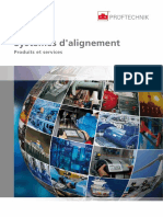 Alignment-Systems-Products & Services Pruftechnik Brochure