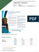 Sustentacion trabajo colaborativo - Escenario 7_ PRIMER BLOQUE-CIENCIAS BASICAS_ALGEBRA LINEAL-[GRUPO B06]