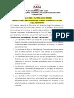 PNF MIC Orientaciones Estudiantes y Profesores Semana 7 Del 8 Al 13 de Junio