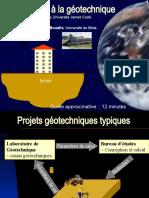 introduction à la géotechnique