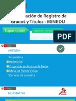 Capacitación IES - Diapositivas de Apoyo