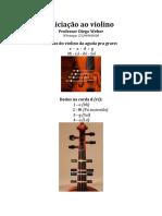 Iniciante Básico - Professor Diego Weber